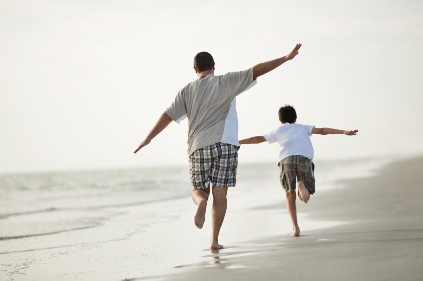 Doe tempo para seus filhos 5