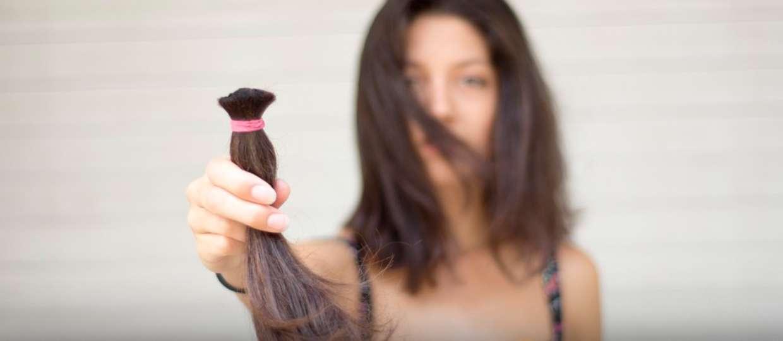 Como doar o cabelo para pessoas com câncer? 2